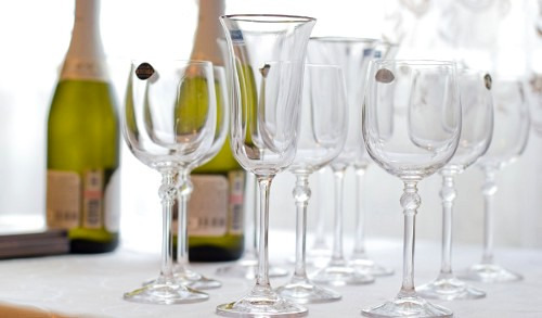 Бокалы для шампанского – праздник вкуса