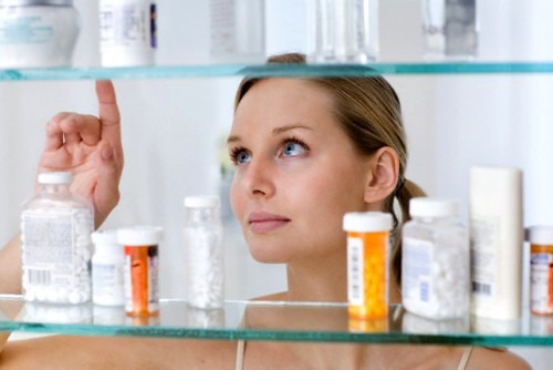 Что должно входить в домашнюю аптечку
