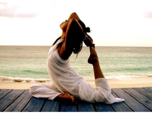 Йога - залог хорошего настроения и идеального тела