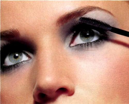 Правильно красим глазки