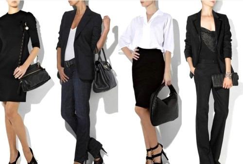 Незаменимые вещи женского гардероба
