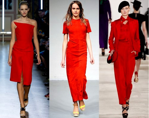 Модные цвета и оттенки 2013 года