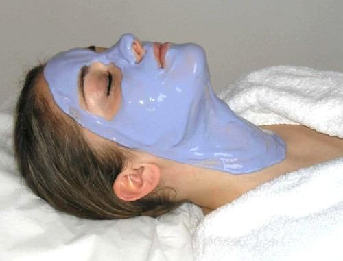 Альгинатные маски на страже женской красоты
