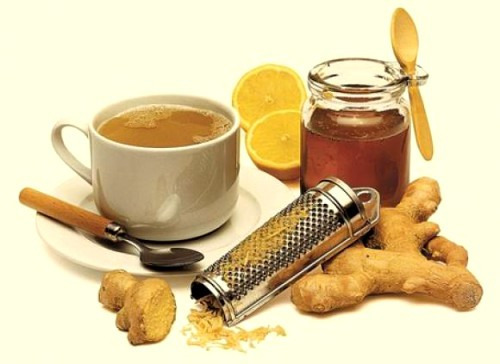 Лечение натуральными продуктами