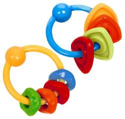 Погремушка - первая игрушка малыша
