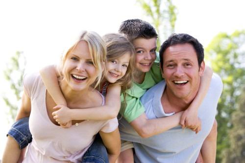 Как провести выходные с семьей?