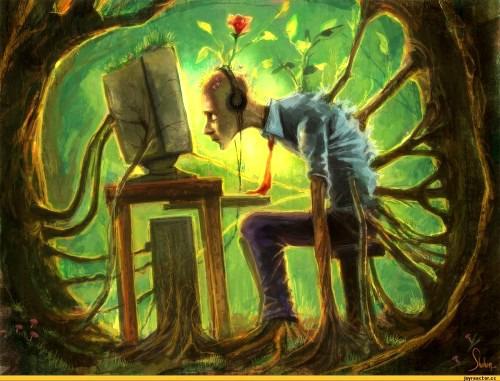 Интернет-зависимость и как с ней бороться