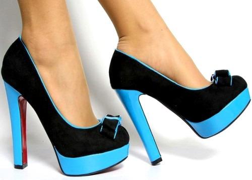 Как покрасить туфли?