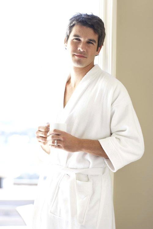 Критерии выбора мужского халата
