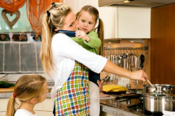 Как все успеть, когда ты молодая мама?