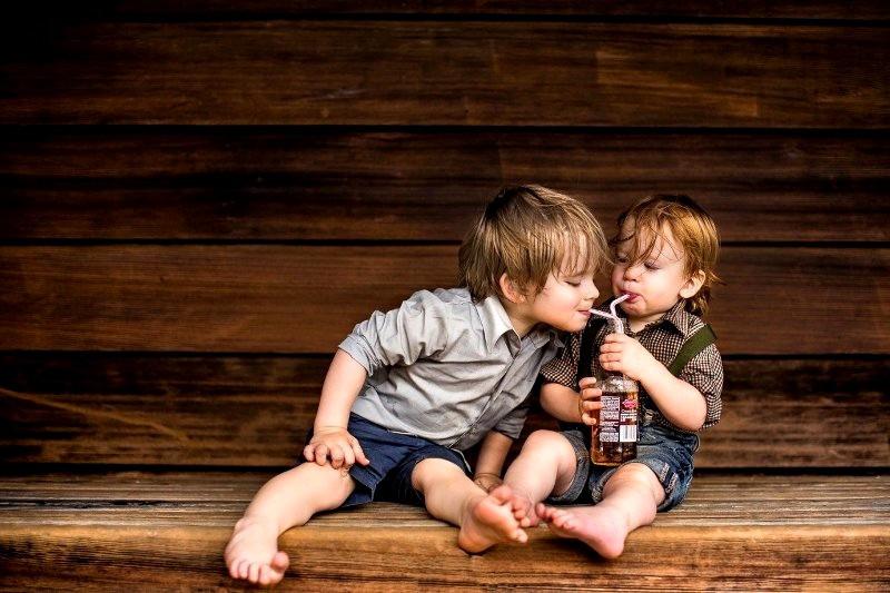 Как правильно воспитать двух сыновей?