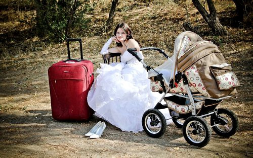 Как я выбирала коляску для дочки