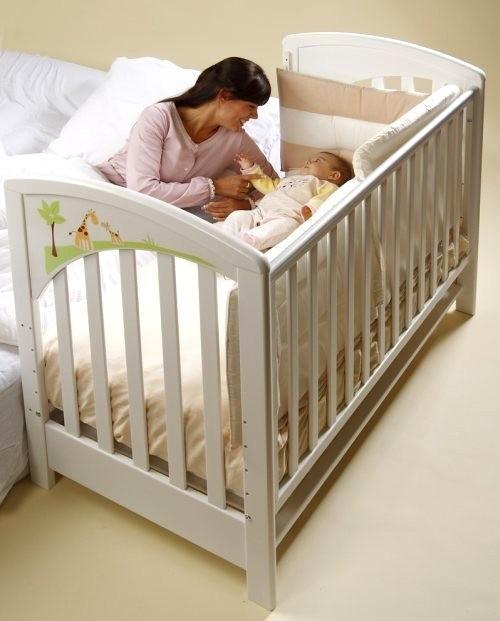 Детская кроватка: есть ли необходимость?