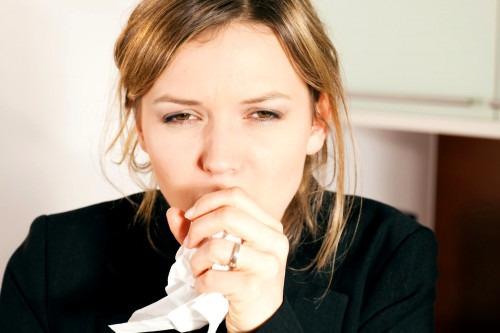 Как избавиться от кашля?