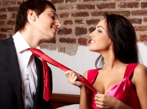 Чего хочет женщина от мужчины?