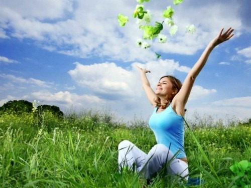Хороший жизненный тонус – основа счастливой жизни