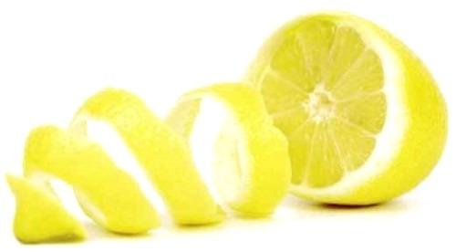 Лак для волос из лимона