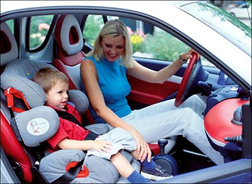 Правильный подход к выбору автокресла