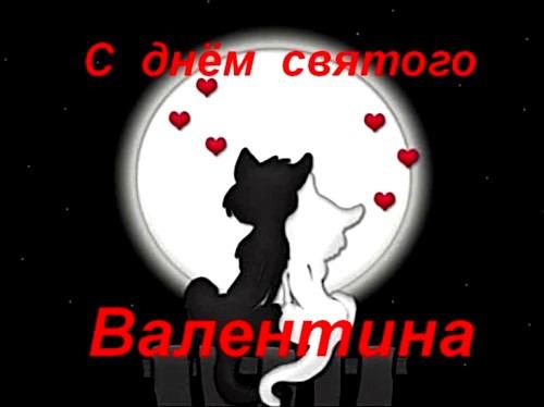 День всех влюблённых!!!