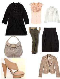 10 вещей, которые должны быть в гардеробе любой девушки