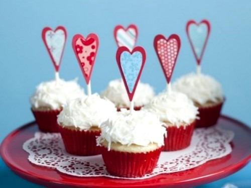 Вкусные валентинки: съедобные сердечки
