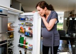 Изменения в рационе питания беременных