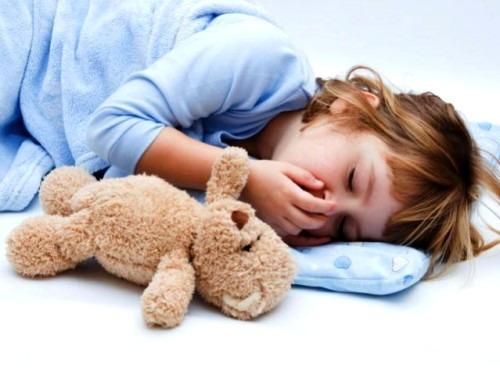 Как добиться спокойного сна у ребенка?