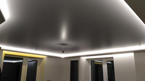 Вреден ли натяжной потолок в квартире для здоровья