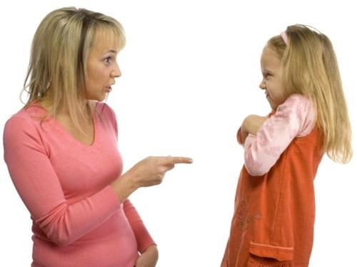 Как воспитать послушного ребёнка?