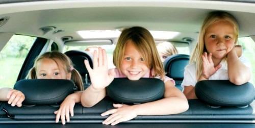 Чем занять детей в дороге?
