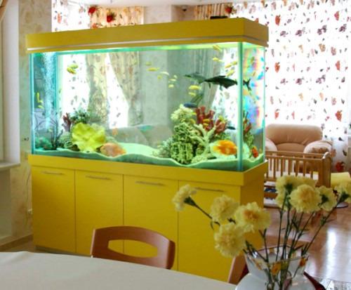 Создаем подводный мир в квартире