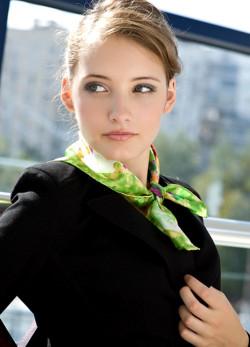 Шейный платок: иструкция по применению