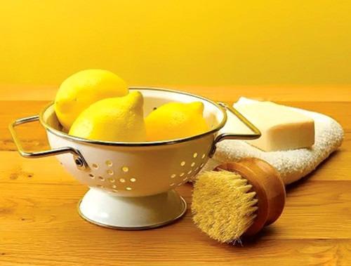 Натуральные моющие средства для вашего дома