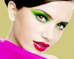 Макияж для зеленых глаз. Несколько секретов