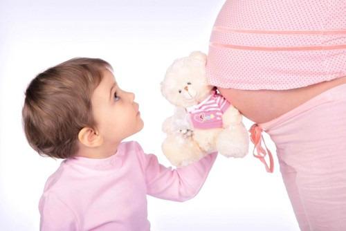 Вторая беременность