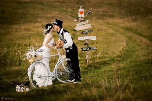 Эко-свадьба сегодня в тренде