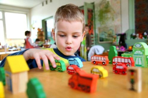 Первый поход малыша… в детский сад