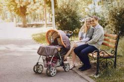 Какие бывают колеса у детских колясок