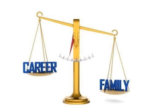 Как сделать выбор между семьёй и карьерой