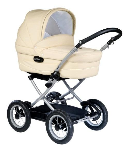 Как правильно выбрать детскую коляску?