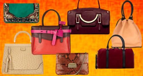 Модные фасоны осенних сумок