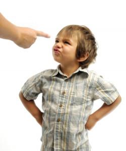 Непослушный дошкольник проблема? А если посмотреть иначе?