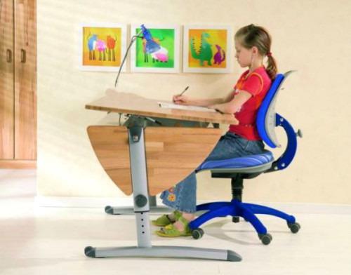 Как обустроить рабочее место для ребенка