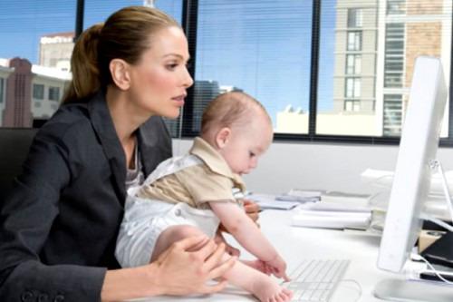 Мама имеет право на самореализацию