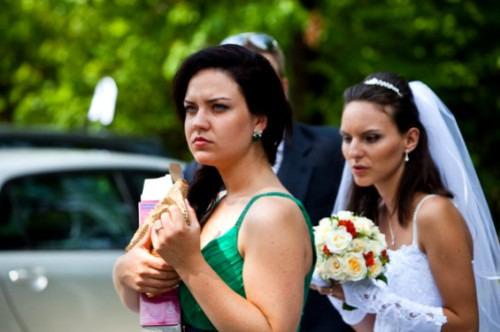Как вести себя на свадьбе незамужней девушке