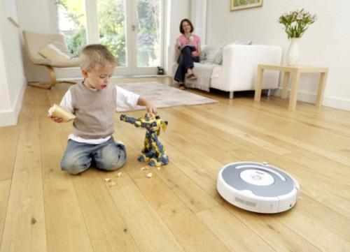 Чудо техника робот-пылесос