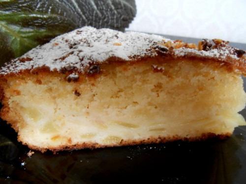 Фруктовый пирог. Быстро и вкусно!