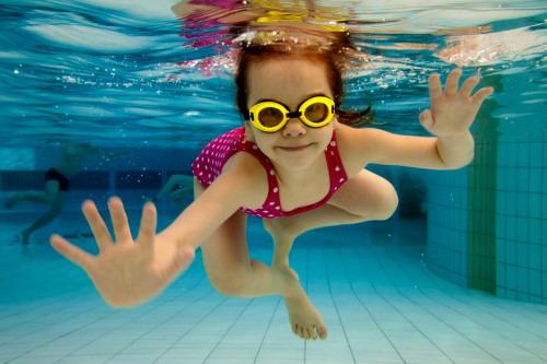 7 правил посещения бассейна