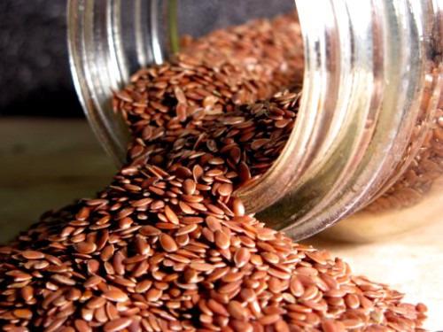 Семена льна - залог красивой фигуры и здоровья