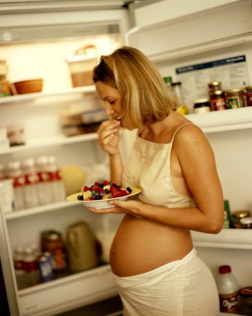 Чем питаться в родильном доме